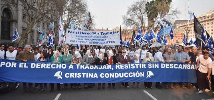 MARCHAS DE LA RESISTENCIA