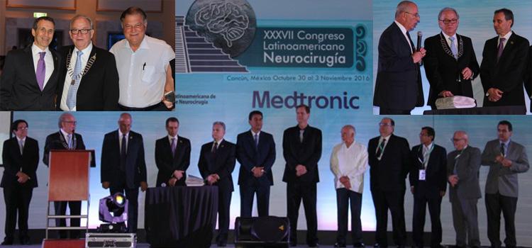 Claudio Yampolsky, próximo Presidente del Comité Administrativo de la Federación Latinoamericana de Sociedades de Neurocirugía