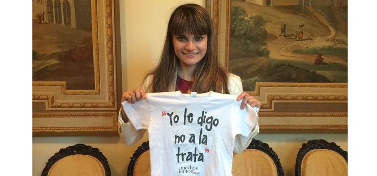 """Entrevista a Isabel Pérez Dobarro, proyect manager y project officer in communications: """"el sentimiento es lo que nos lleva realmente a la acción"""""""